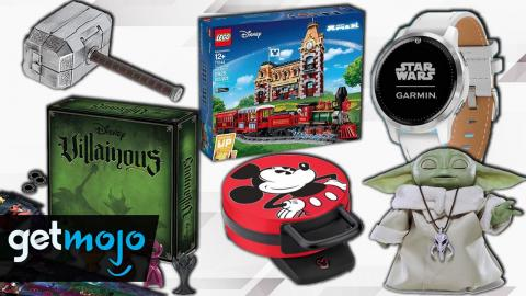 Top 10 Awesome Gifts For Your Disney-Obsessed Self