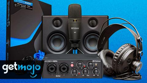 Top 5 Home Recording Packages