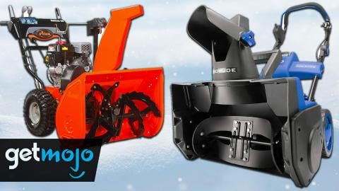 Top 5 Best Snow Blowers
