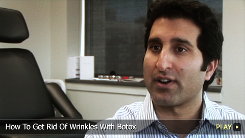 How To Get Rid Of Wrinkles With Botox