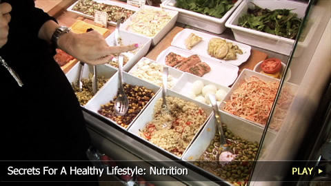Secrets For A Healthy Lifestyle: Nutrition
