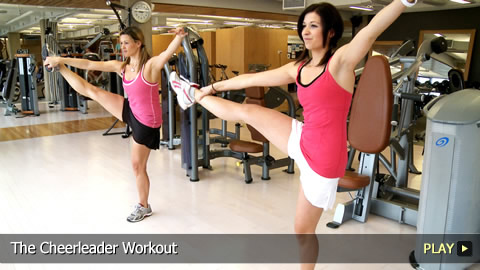 The Cheerleader Workout