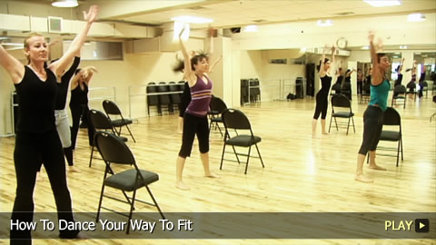 How To Dance Your Way To Fit