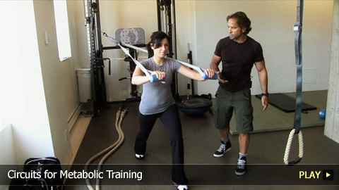 Circuits For Metabolic Training