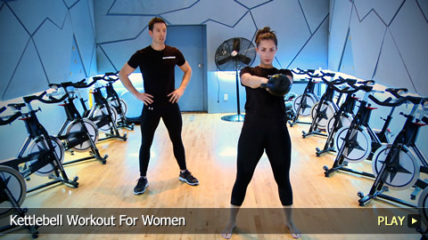 Kettlebell Workout For Women