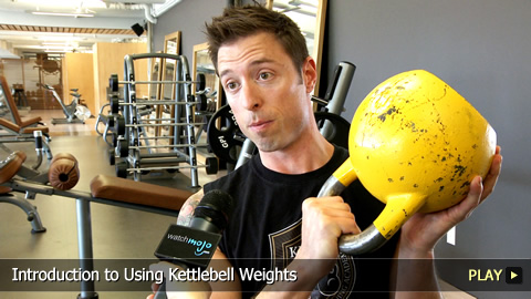 Introduction to Using Kettlebell Weights