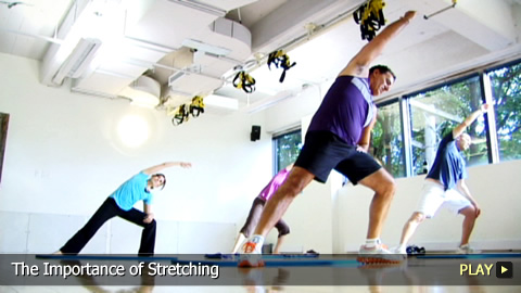 The Importance of Stretching