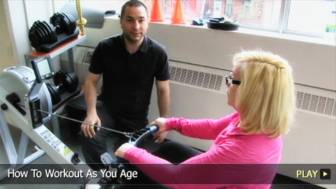 How To Workout As You Age