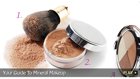 Your Guide To Mineral Makeup