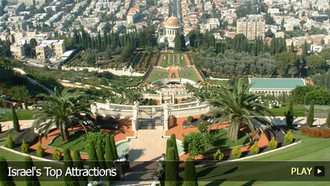 Israel's Top Attractions