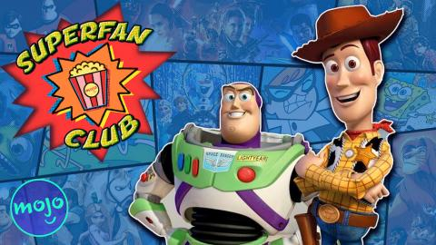 TOY STORY 3 IS MY FAVORITE MOVIE