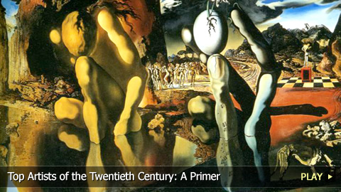 Top Artists of the Twentieth Century: A Primer