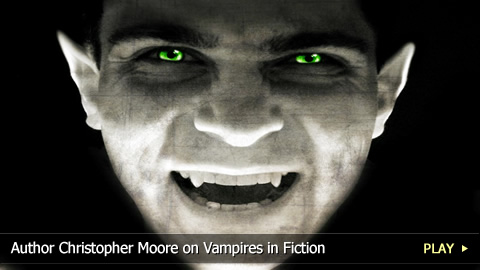 Author Christopher Moore on Vampires in Fiction