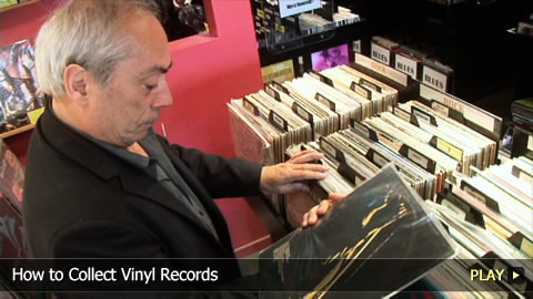 How To Collect Vinyl Records