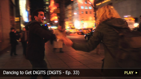 Dancing to Get DiGiTS (DiGiTS - Ep. 33)