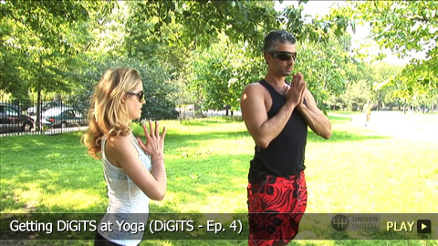 Getting DiGiTS at Yoga (DiGiTS - Ep. 4)