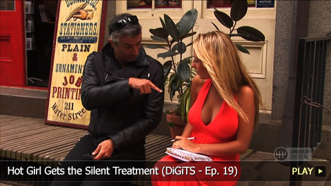 Hot Girl Gets the Silent Treatment (DiGiTS - Ep. 19)