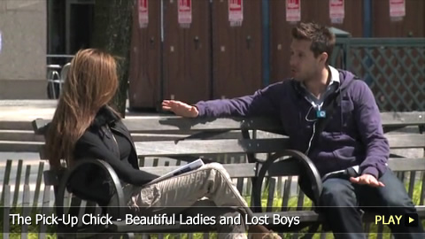 The Pick-Up Chick - Beautiful Ladies and Lost Boys (S3 Ep3)
