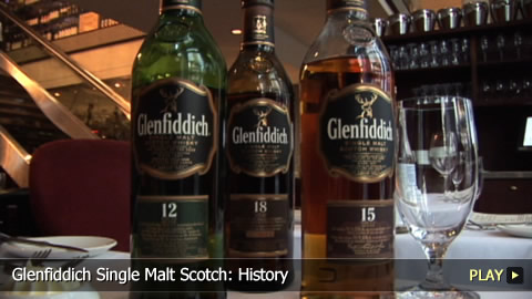 Glenfiddich Single Malt Scotch: History