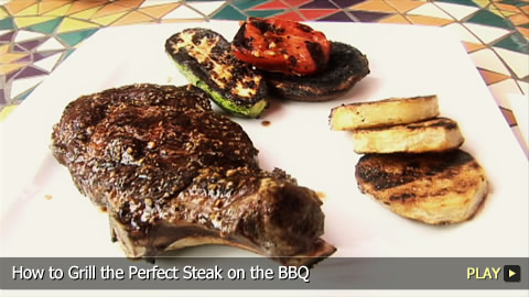 How To Grill Steak on the BBQ