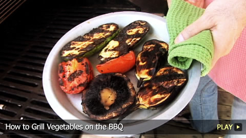 How To Grill Vegetables on the BBQ