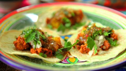 Top 10 Mexican Foods