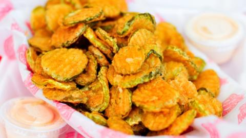 Top 10 Deep Fried Foods