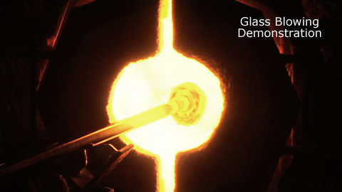 Glass Blowing Step By Step
