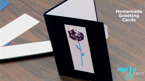 How to Make a Greeting Card Part 2