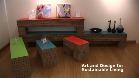 Art and Design for Sustainable Living