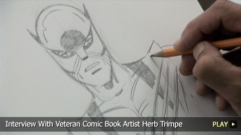 Interview With Veteran Comic Book Artist Herb Trimpe