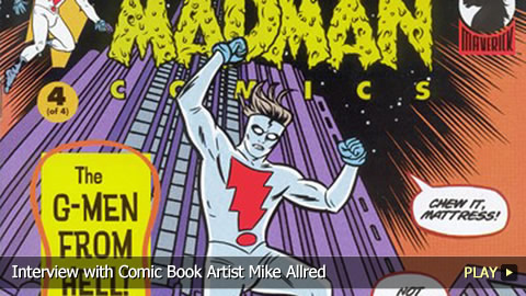 Interview With Comic Book Artist Mike Allred