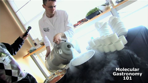 Molecular Gastronomy: Where Food Meets Science
