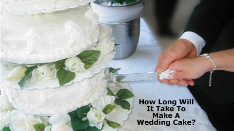 All About The Making Of Wedding Cakes
