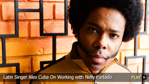Latin Singer Alex Cuba On Working with Nelly Furtado
