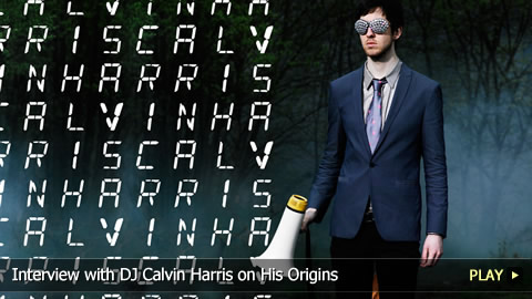 Interview With DJ Calvin Harris
