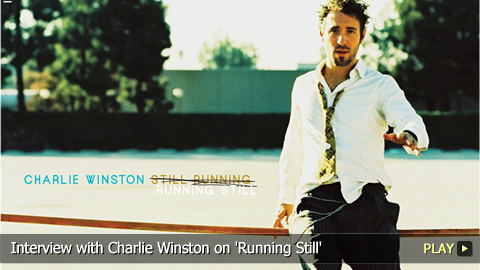 Interview with Charlie Winston on 'Running Still'