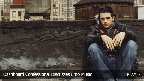 Dashboard Confessional Discusses Emo Music