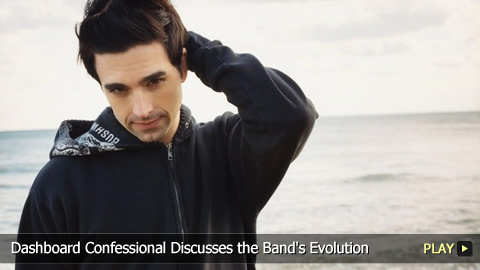 Dashboard Confessional Discusses the Band's Evolution