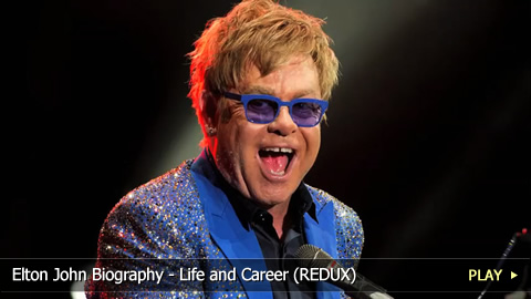Elton John Biography - Life and Career (REDUX)