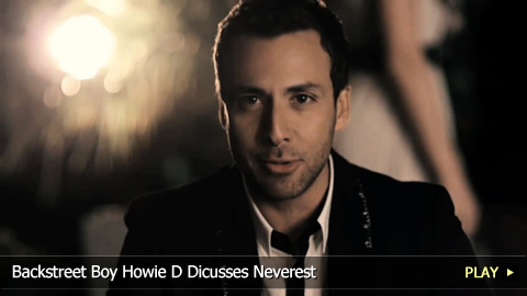 Backstreet Boy Howie D Discusses Neverest