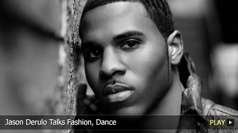 Jason Derulo Talks Fashion, Dance