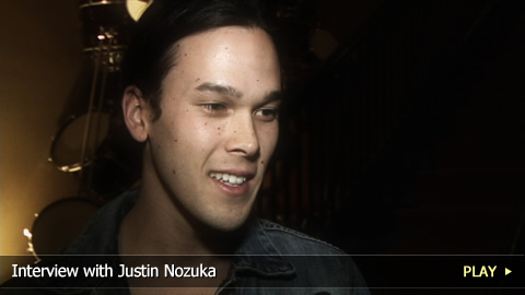 Interview With Justin Nozuka