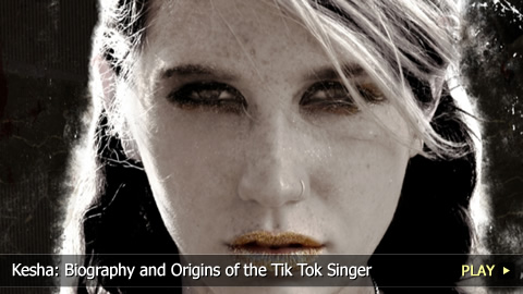 Kesha: Biography and Origins of the Tik Tok Singer