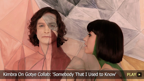 Kimbra On Gotye Collab: 'Somebody That I Used to Know'