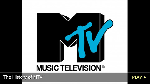 The History of MTV