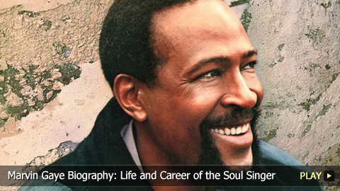 Marvin Gaye Biography: Life and Career of the Soul Singer