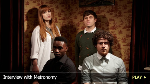 Interview with Metronomy
