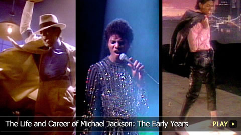 The Life and Career of Michael Jackson: The Early Years