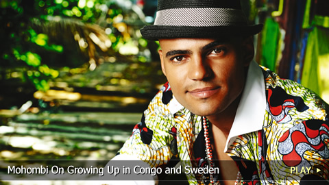 Mohombi On Growing Up in Congo and Sweden